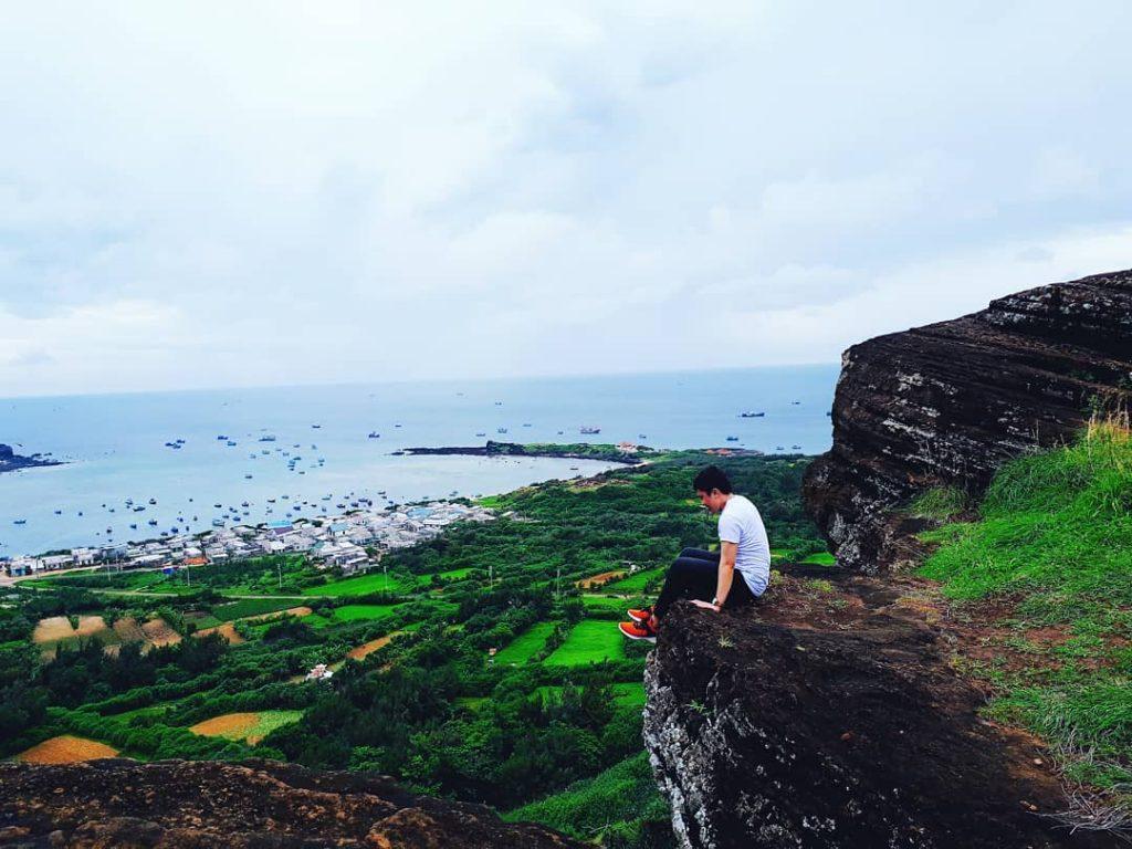 Du lịch Phan Thiết- Phan Thiết đi đâu?- Đảo Phú Qúy vô cùng xinh đẹp khi nhìn từ trên cao. Ảnh: @tongvo123
