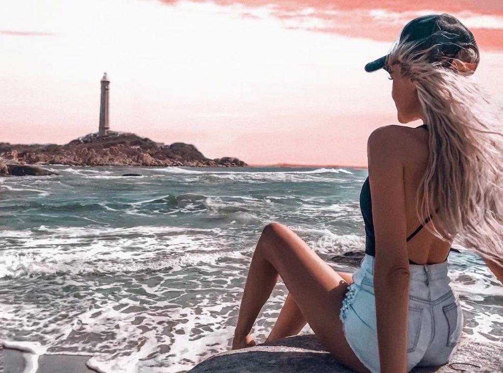 Du lịch Phan Thiết- Phan Thiết đi đâu?- Hải Đăng Kê Gà là ngọn hải đăng cổ nhất Đông Nam Á. Ảnh: @a.bushevetc
