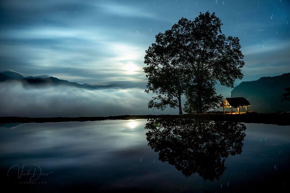 Y Ty- sapa travel- Đến với Y Tý một lần mới biết được thiên đường là có thật. Ảnh: Vinh Dav