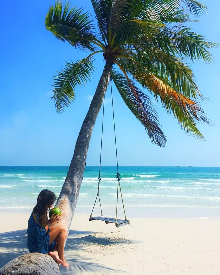 Du lịch miền nam- du lịch miền tây- cảnh đẹp miền tây-Phú Quốc được mệnh danh là thiên đường đảo Ngọc của Việt Nam. Ảnh: alegnapelle