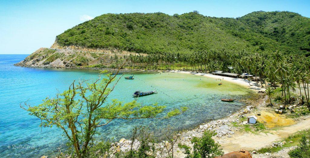 Du lịch miền nam- du lịch miền tây- cảnh đẹp miền tây-Đảo Nam Du nổi tiếng ở Kiên Giang. Ảnh: Delta Tran