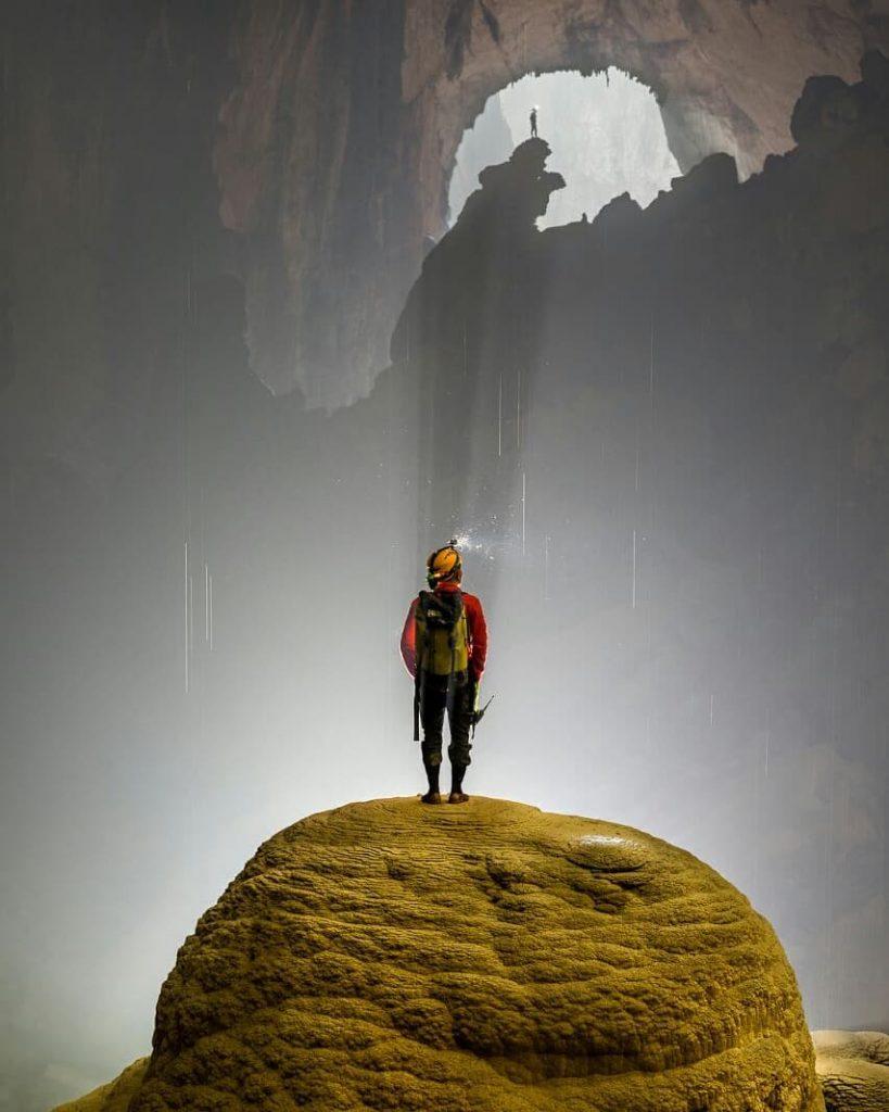 Du lịch miền Trung- Cảnh đẹp miền Trung- điểm đến miền Trung-Quần thể hang động Phong Nha được xếp vào kỳ quan thiên nhiên thế giới. Ảnh: @d.arkhipov