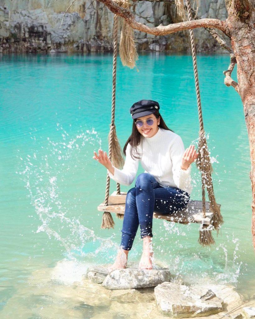 Du lịch miền Trung- Cảnh đẹp miền Trung- điểm đến miền Trung-Tuyệt tình cốc nổi tiếng ở Đà Lạt. Ảnh: @film_chatdao