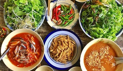 """15 món ngon """"ăn là ghiền"""" ở Đà Nẵng"""
