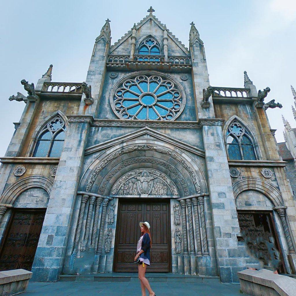 Du lịch Đà Nẵng- điểm du lịch Bà Nà Hills-
