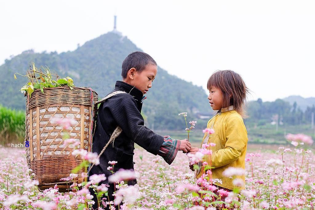 Du lịch vùng cao- cảnh đẹp phía Bắc- Du lịch vùng cao phía Bắc Việt Nam hấp dẫn mọi du khách trên thế giới. Ảnh: Hachi