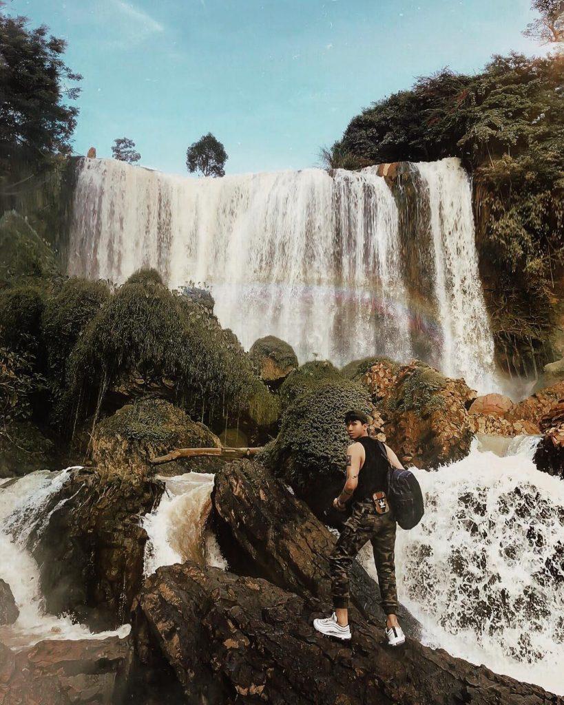 Thác nước ở Việt Nam- Thác nước đẹp ở Việt Nam- Thác Voi