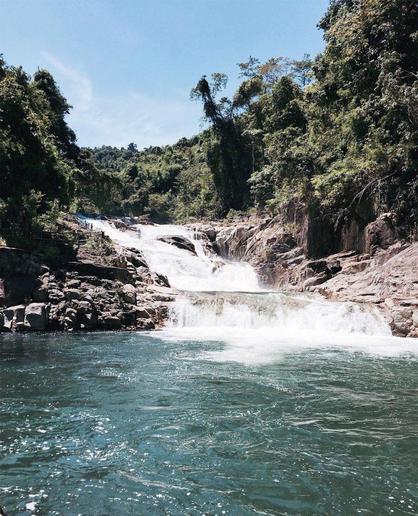 Thác nước ở Việt Nam- Thác nước đẹp ở Việt Nam- Thác Yang Bay