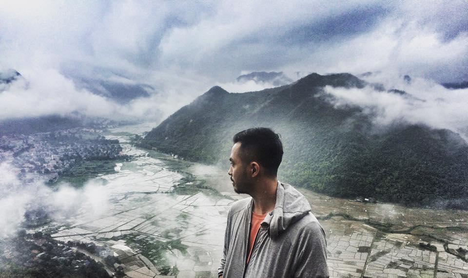 Du lịch Mai Châu - Cảnh đẹp Mai Châu - Toàn cảnh Thung Lũng Mai Châu thu vào tầm mắt. Ảnh: sưu tầm