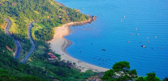 Bai But in Son Tra peninsula. Photo: @Panagiotis Papadopoulos