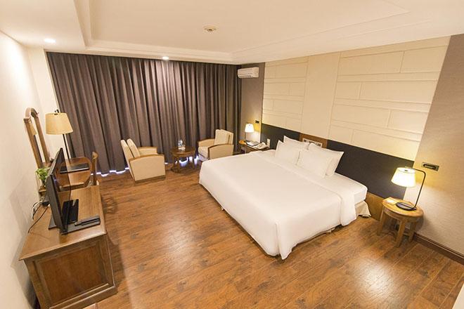 Saigon Halong Hotel. Ảnh: sưu tầm