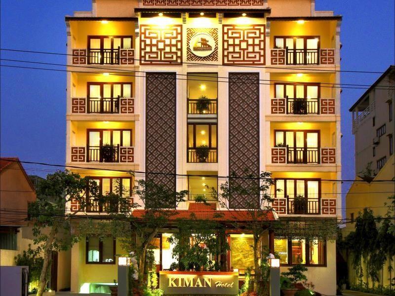 du lịch Hội An - Kinh nghiệm du lịch Hội An - Bí kiếp du lịch Hội An - Kim An Hoi An Hotel & Spa. Ảnh: sưu tầm