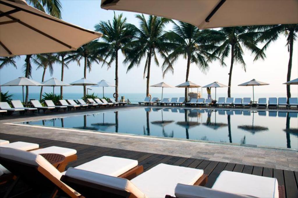 du lịch Hội An - Kinh nghiệm du lịch Hội An - Bí kiếp du lịch Hội An - Khu nghỉ dưỡng Victoria Hội An Beach Resort & Spa. Ảnh: sưu tầm