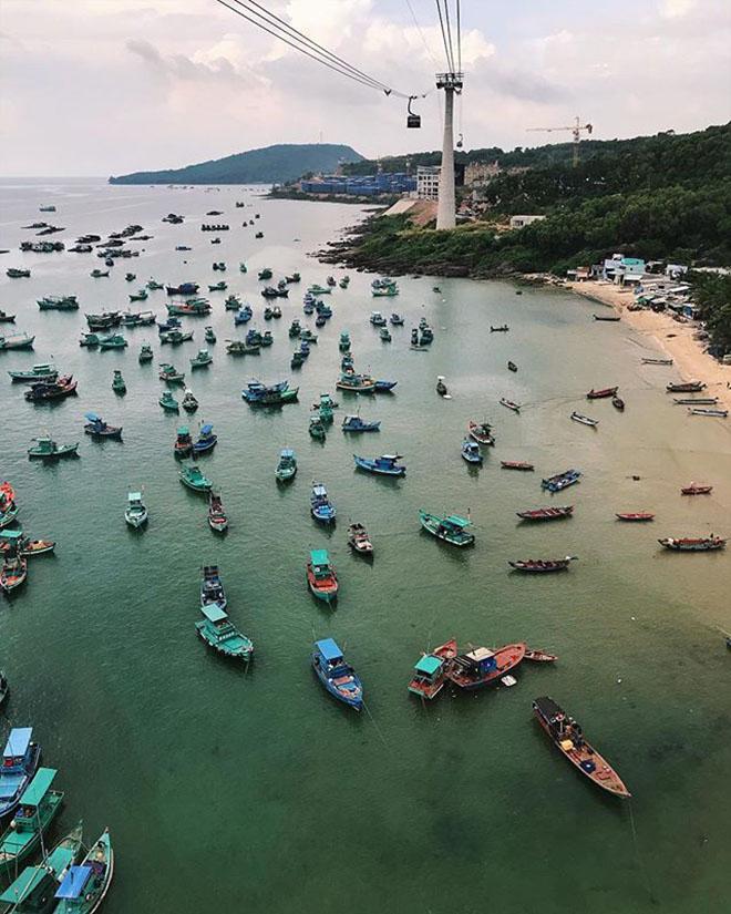 """Hòn Thơm được ví như """"viên ngọc tinh túy"""" nhất tại đảo Phú Quốc. Ảnh: @ribenaberry"""