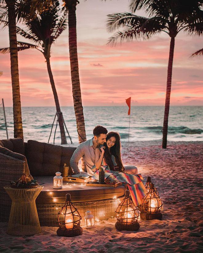 Đảo Phú Quốc là hòn đảo xinh đẹp thu hút nhiều khách du lịch. Ảnh: @sarahannabella