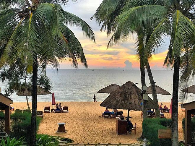 Bãi Dài Phú Quốc một trong những bãi biển đẹp của Phú Quốc với bãi cát trắng, làn nước trong xanh,... Ảnh: @shuricane