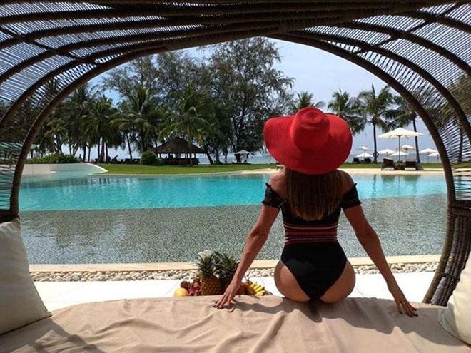 The Shells Resort & Spa Phú Quốc. Ảnh: @@vikulya_shvedova