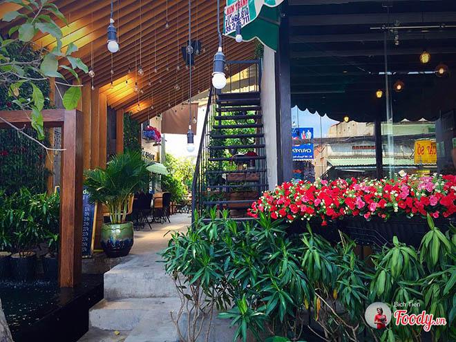 MiA Garden Coffee. Ảnh: foody.vn