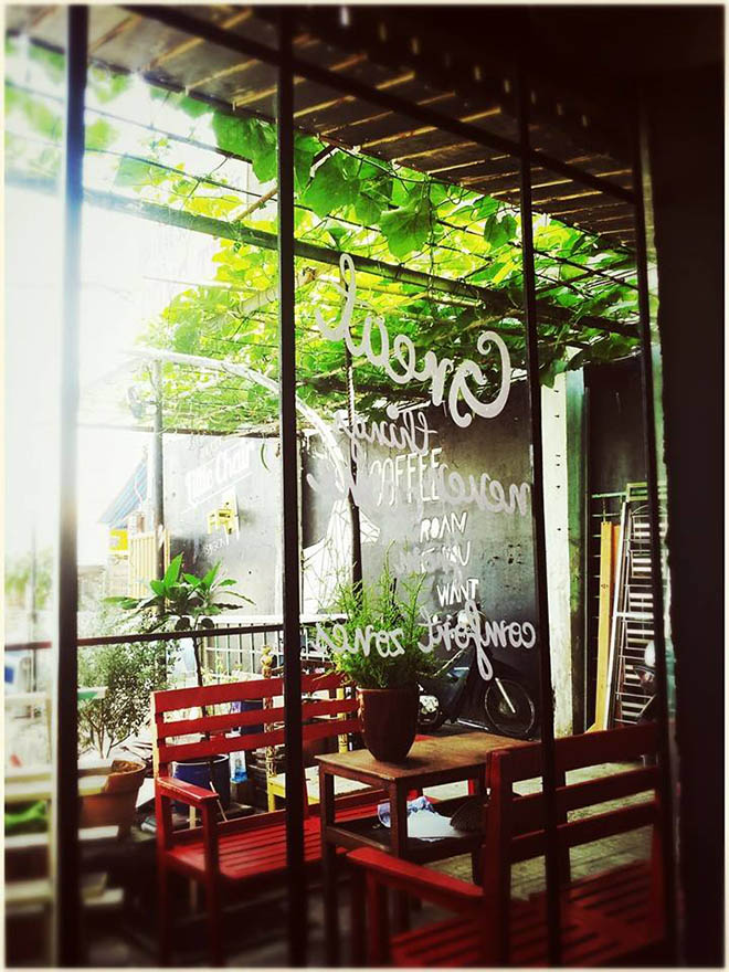 Little Chair Coffee. Ảnh: foody.vn