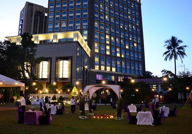 Khách sạn Nikko Sài Gòn. Ảnh: sưu tầm