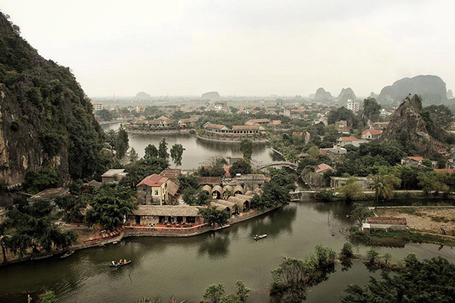 Tam Coc Bungalow Hotel-Ninh Binh travel guide. Photo: Collection