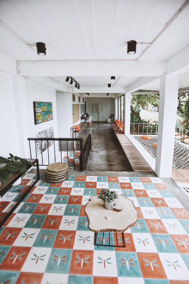 88 Hilltop Hostel & Villa. -Phu Quoc travel guide. Photo: 88 Hilltop Hostel & Villa