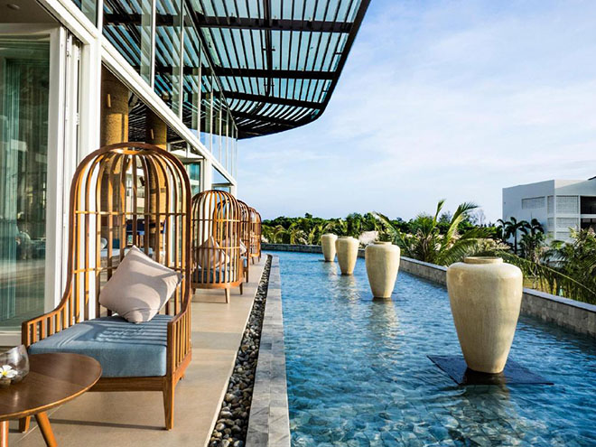 Sol Beach House Resort- Phu Quoc travel guide. Photo: Collection