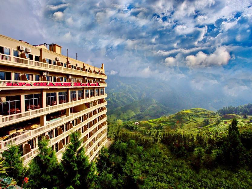 Sapa Charm Hotel. Photo: Collection