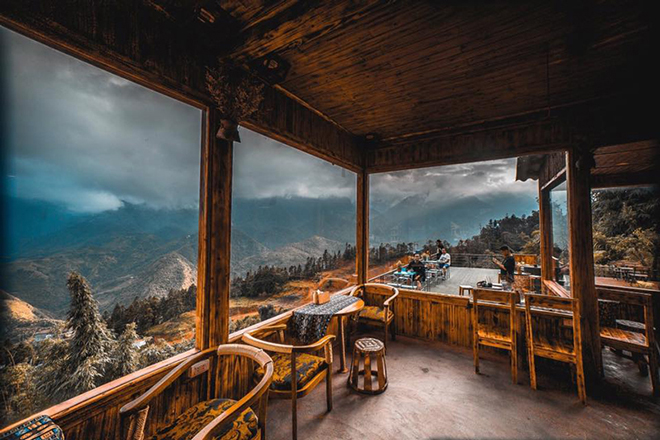 VietTrekking Homestay is the place that will definitely bring you the feeling of waking up in a certain paradise, not in Sapa. Photo: Collection