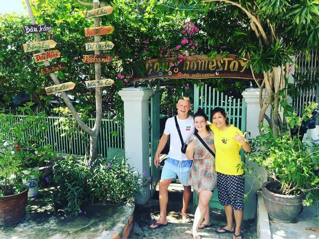 Cô Tư's Homestay- Binh Thuan travel guide. Photo: Collection