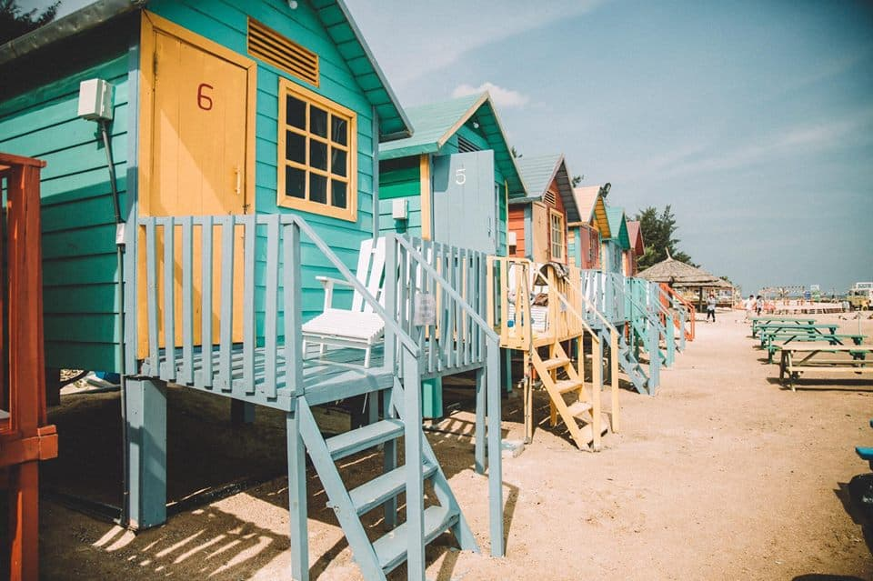 Coco Beach Camp Homestay- Binh Thuan travel guide. Photo: Collection