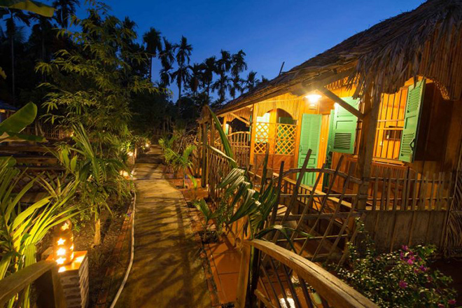 Green Garden Homestay - Can Tho travel guide. Photo: Collection