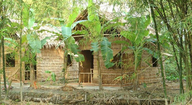 Green Village homestay- Can Tho travel guide. Photo: Collection
