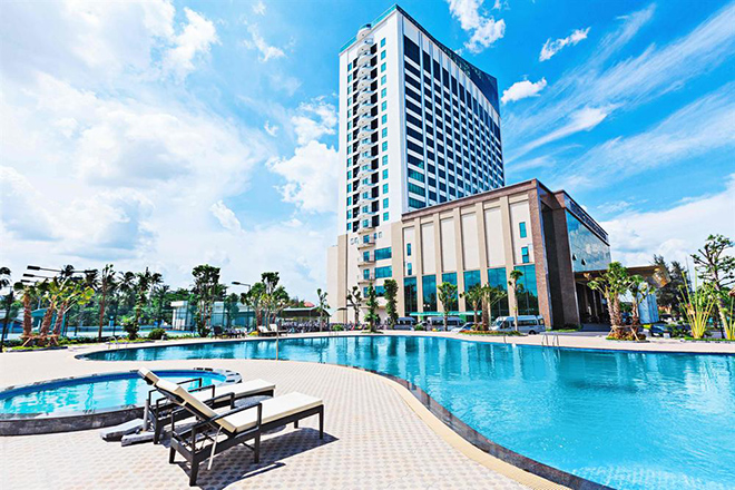 Muong Thanh (Mường Thanh) Luxury Hotel -<em>- Can Tho travel guide. Photo: Collection