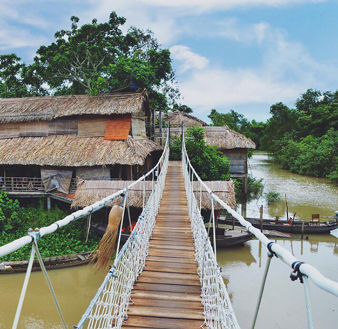Nguyen Shack Homestay - Can Tho travel guide. Photo: Collection