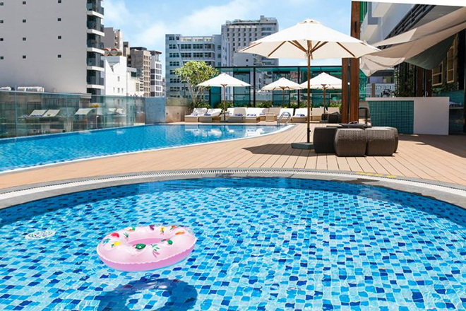 Khách sạn ibis Styles Nha Trang. Ảnh: sưu tầm