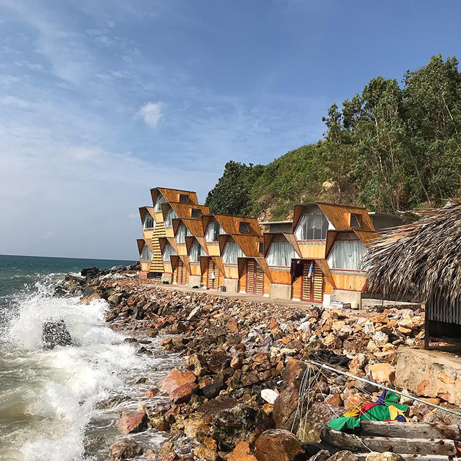 Humiso Nam Du resort is the best choice for your vacation in Nam Du island. Photo: @metrip.vn