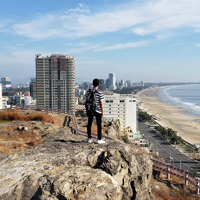 The Pig Hill is a hidden gem in Vung Tau city. Photo: @haiphuong1310