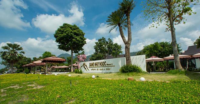 Sang Như Ngọc Resort- An Giang travel guide. Photo: Collection