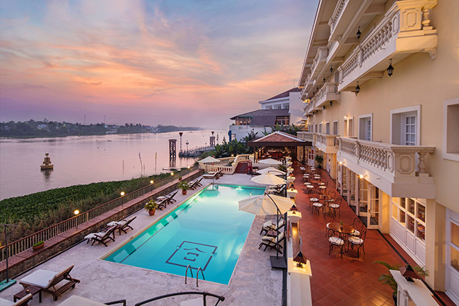 Victoria Chau Doc Hotel-An Giang travel guide. Photo: Collection